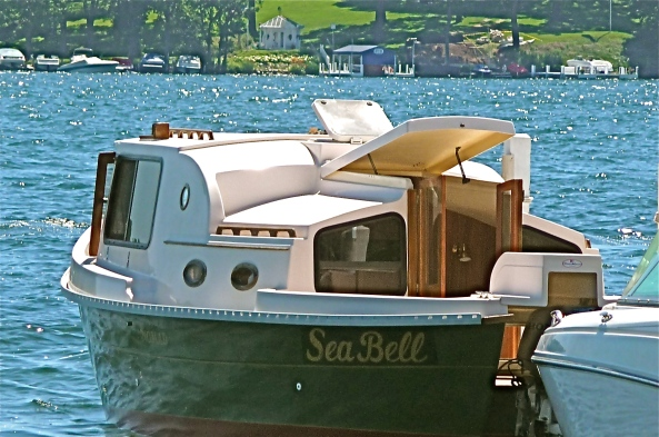 Small cabin boat plans zetta for Best small cabin boats