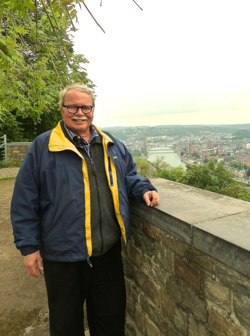Musing Above the Meuse
