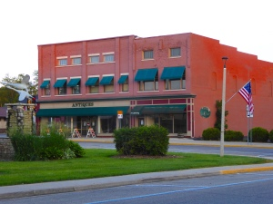 Old Waal's Dept Store/Antique Mall, Walworth, WI